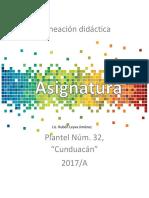 Secuencia Didactica 2016'b FORMATO en BLANCO