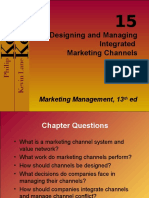 Module 5-Distribution Channels
