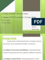 Economics{Foreign Trade}