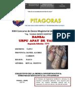 Urpu Apay _Pasco Perú