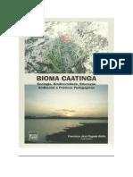 Livro Cinza - Bioma Caatinga - ABILIO ORG 2010