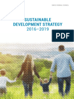 Sustainable Developmentstrategy2016 2019