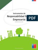 Instrumentos de Responsabilidad Social Empresarial DIRECON