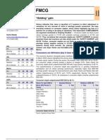 emkay-fmcg sector