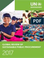 UNEP - GlobalReview Sust Procurement