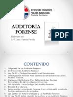 Auditoria Forense [Icpard] Lic. Ramon Perello