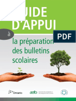Guide Appui Preparation Bulletins