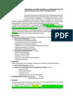 Curso de Especialización en Diseño Moodle - Aporte
