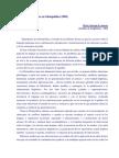 Arnoux. 2001. Perspectivas Actuales en Glotopolítica