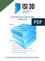 Silabo Tekla Modelado_isi3d