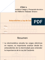 Fuerza Electrica