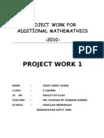 Kev Additional Mathematics Repaired
