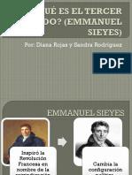 QUÉ ES EL TERCER ESTADO diana Rojas Sandra Rodríguez 7857.pptx