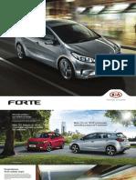 Brochure Forte KIA