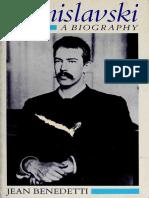 Stanislavski Biography