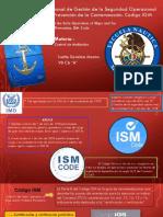 Código Internacional de Gestión de La Seguridad Operacional