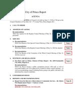 June 11 Prince Rupert council agenda