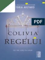 Victoria Aveyard Colivia Regelui V3