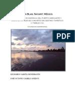 La historia económica del puerto mercante y agricultor que se convirtió en destino turístico (1768-2010).