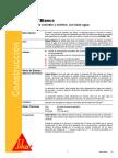 antisbco membrana curado