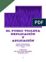 El Fuego Violeta