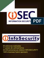 ISEC INFOSECURITY 2010