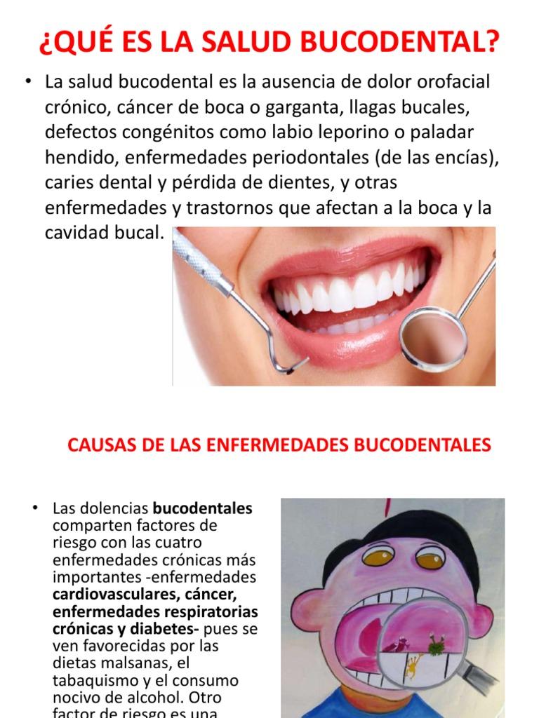 Cancer de boca causas