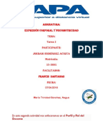 Reporte II Practica Docente