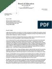 Frank Clark Letter to CPS IG Schuler