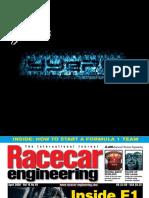 Racecar Engineering Magazine Apr 2006