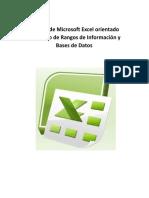 Manual Excel III