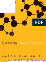 Elemental Design Patterns - Addison Wesley