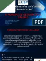 13 Normas Generales Del Control Gubernamental