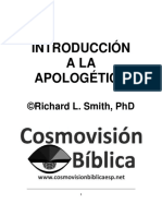 Introducción a la apologética - Richard L. Smith