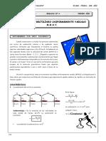 Guía N° 3 - Mov. Rect. Unif. Variado - TEORIA