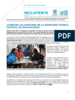 Boletin Informativo N°10 - 2018
