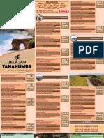 Tanahumba Itinerary