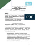 Programa Seguimiento Académico