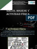 Diapositivas de Actividad Fisica