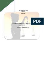 Análisis y Comparación Delcódigo Civil Dominicano y El Ante Proyecto-1
