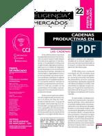 Cadenas Productivas en Chile