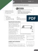 Practical 13 - Melde's Experiment (Vibrator Generator)