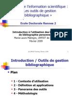 Logiciels Biblio 09