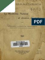 Acharan - Manuel Lizaeta