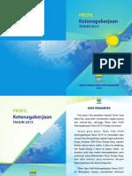 Profil Disnaker Kota Bandung Tahun 2015