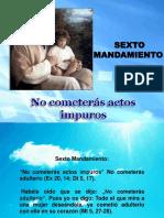 sexto mandamiento