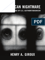 Table of Contents and Foreword from American Nightmare