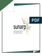 1. Sistema Registral Peruano Marco Normativo(1)