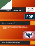 Corrupcion en Mexicio