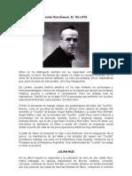 Julián Ruiz Alemán, EL TALLISTA